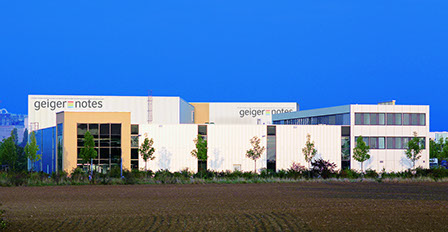 Geiger-Notes, Spezialist für Print-Werbemittel