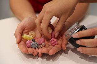 Süßigkeiten als Werbung wecken Freude