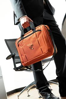 Taschen und Rucksäcke sind beliebte Werbemittel