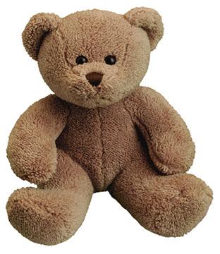 Ein Teddybär als Werbeartikel