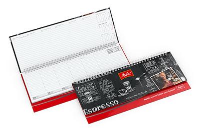 Tischkalender individuell bedruckt