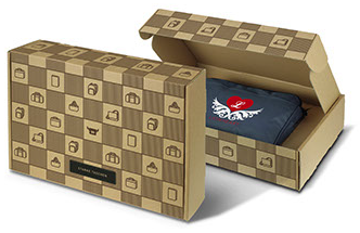 Werbeartikel-Verpackung