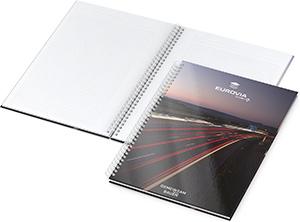 Notizbücher mit Wire-O-Bindung gehören sowohl zu Neuheiten als auch zu den Bestsellern