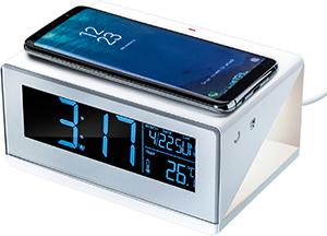 Würfelradio und Smartphone als Beispiele für Modernes Design
